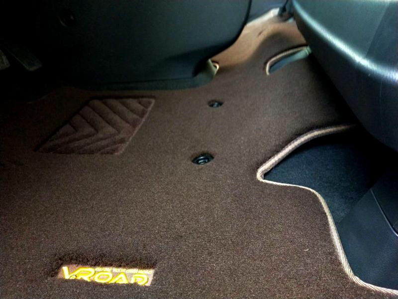 奥德赛威路脚垫专车定制,精准舒适。