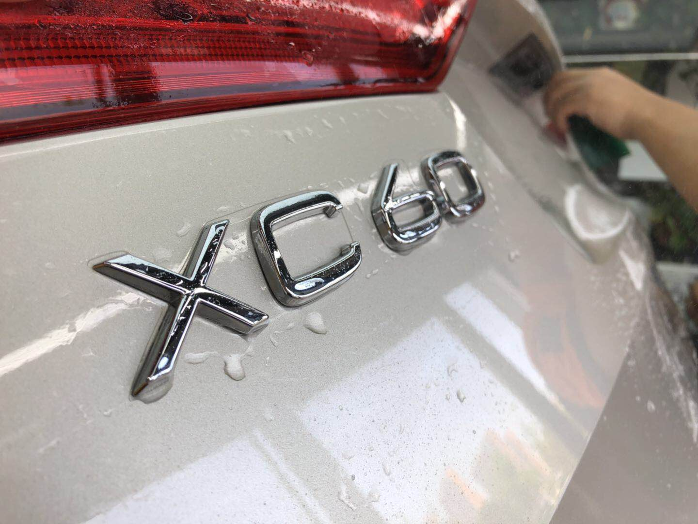 XC60车身保护膜施工——雷竞技奉上
