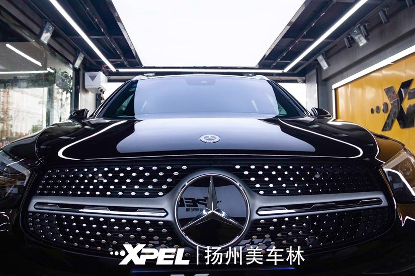奔驰GLC300+Xpel漆面保护膜